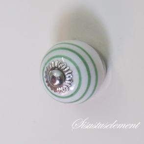 Kapinupp rohelised ringid, D3cm