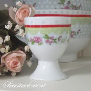 Munatops ROMANTIC ROSES roheline