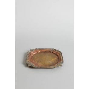 Antiikne alus/küünlaalus 23,5 cm