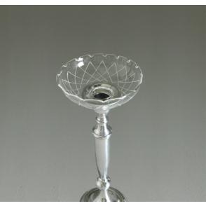 Küünlakrae graafilise mustriga 8 cm