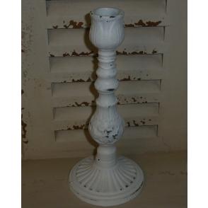 Küünlajalg NERO valge 19,5cm