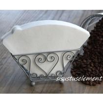 Kohvifiltrite/salvrättide hoidja