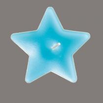 Teeküünal Täht sinine 65mm 5tk/pkk