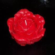 Küünal Roos, suur punane 10cm